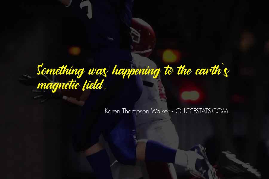 Quotes About Karen Walker #462748