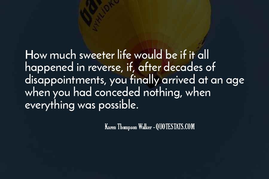 Quotes About Karen Walker #648393