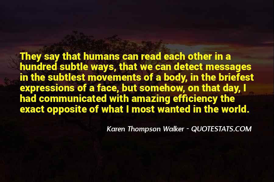 Quotes About Karen Walker #678374