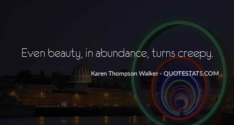 Quotes About Karen Walker #759155