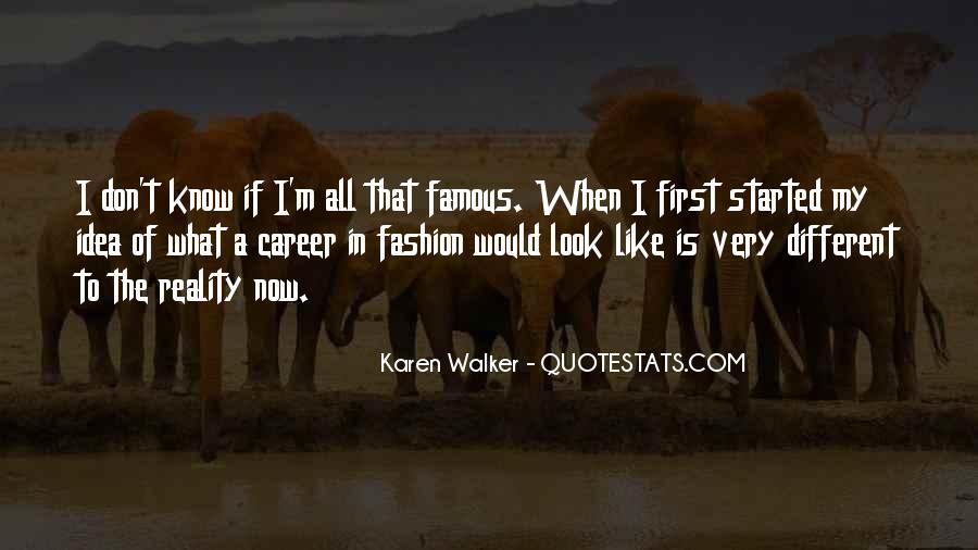 Quotes About Karen Walker #776597