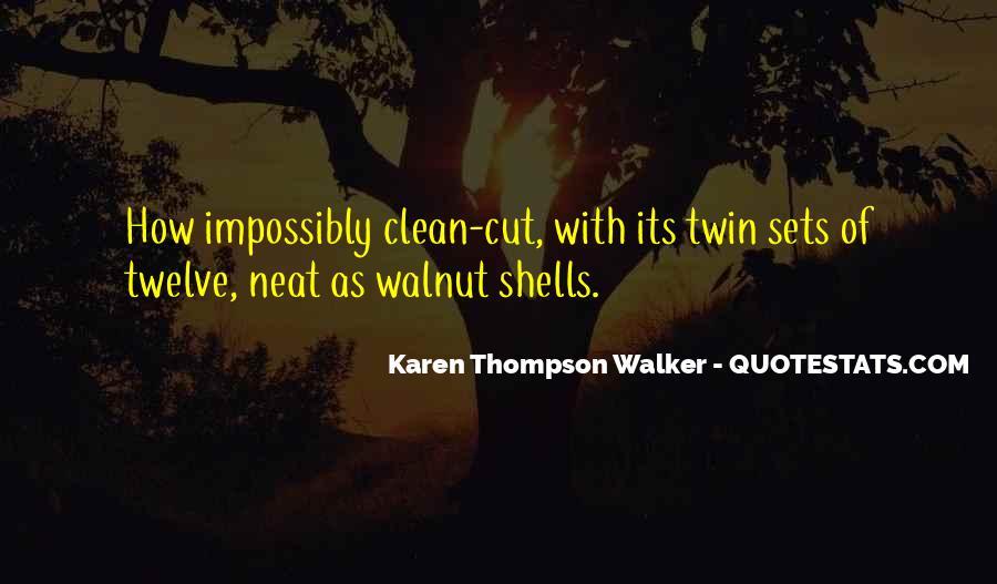 Quotes About Karen Walker #870476