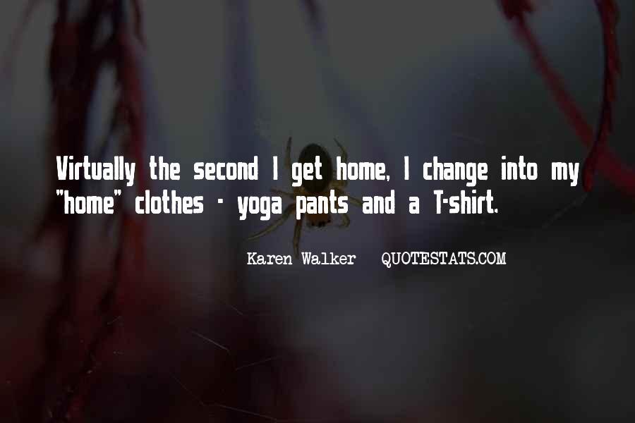 Quotes About Karen Walker #884453
