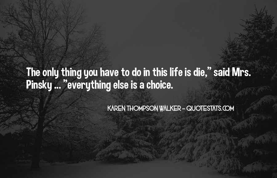 Quotes About Karen Walker #926935