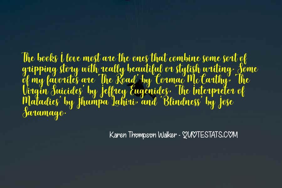 Quotes About Karen Walker #955980
