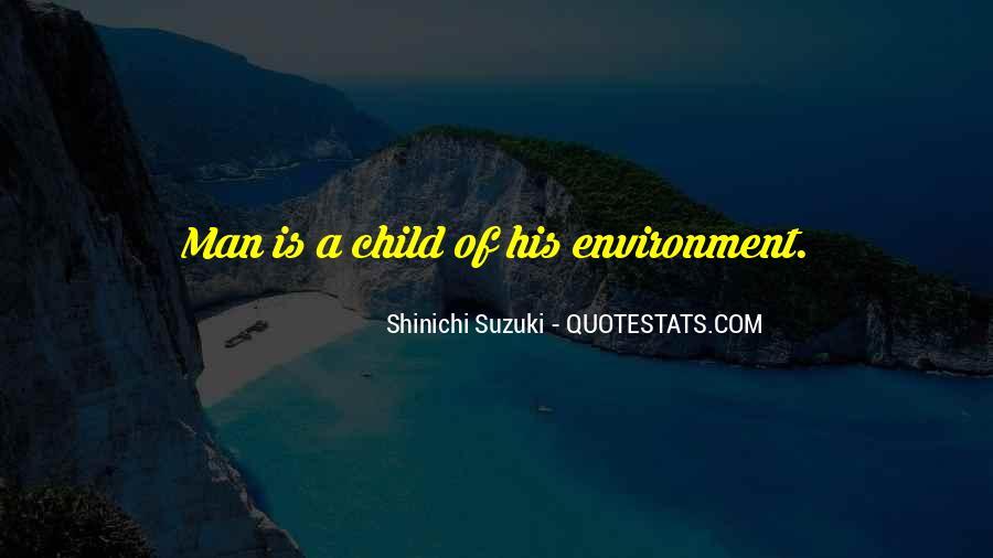 Suzuki Shinichi Quotes #1005657