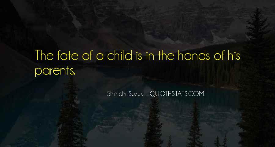 Suzuki Shinichi Quotes #1771641
