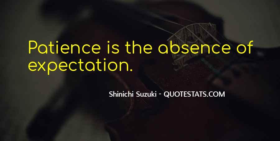 Suzuki Shinichi Quotes #841087
