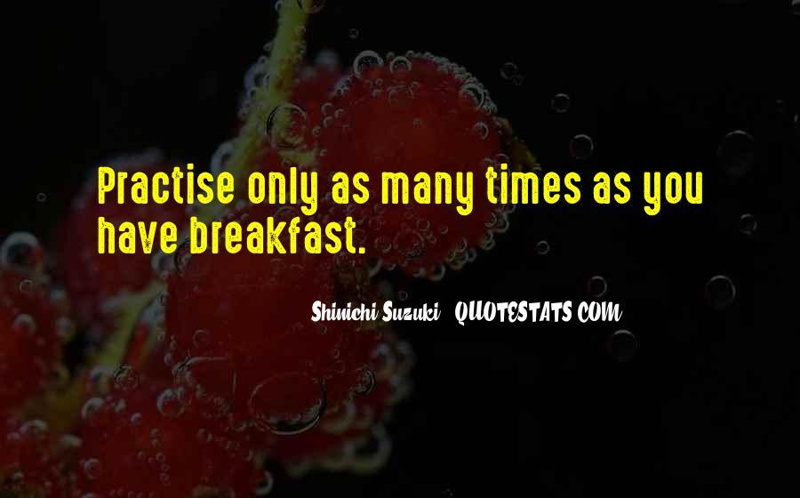 Suzuki Shinichi Quotes #915079