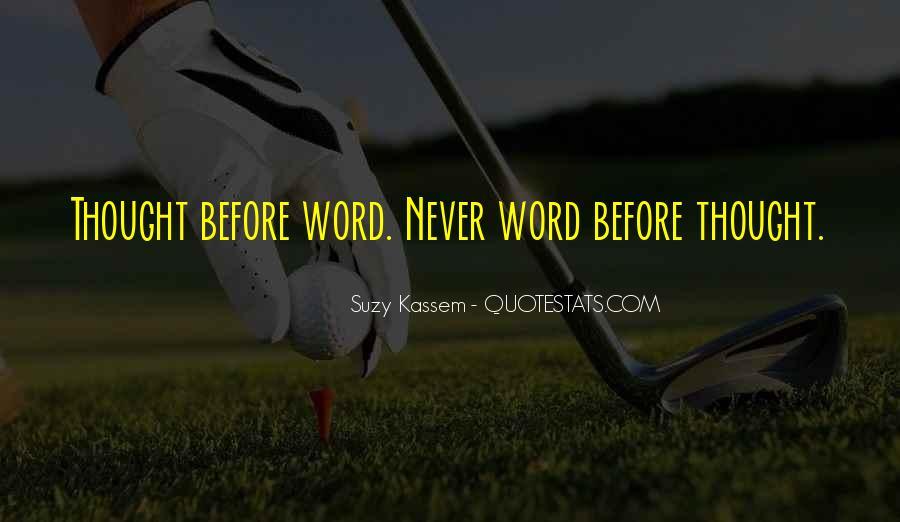Suzy Quotes #214809