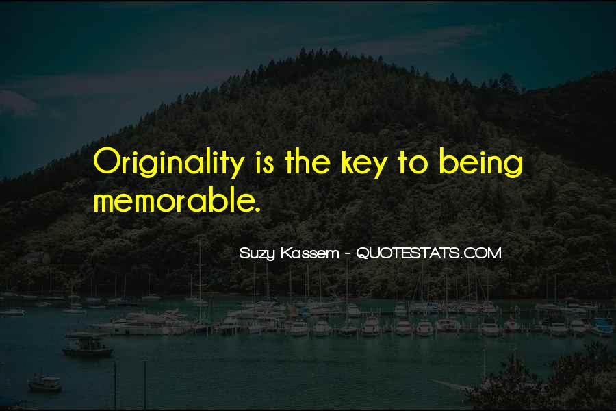 Suzy Quotes #276007
