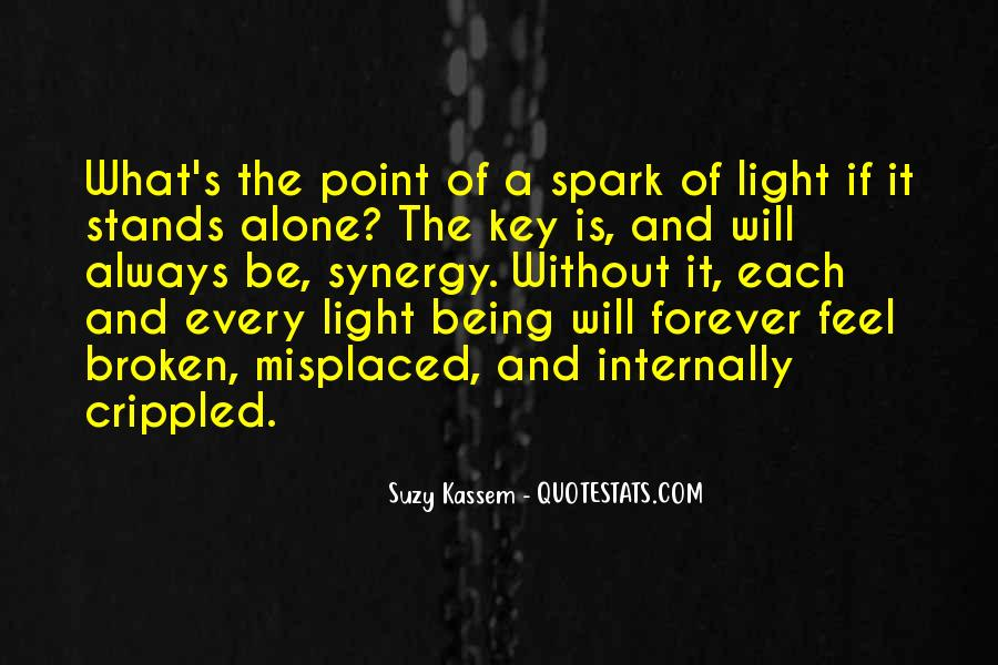 Suzy Quotes #413775