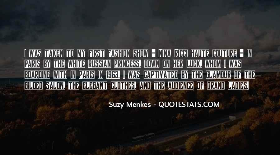 Suzy Quotes #47116