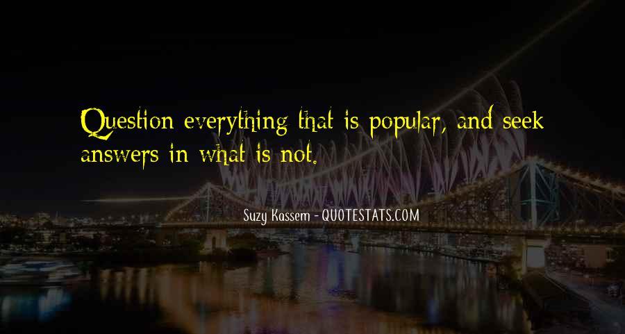 Suzy Quotes #85447