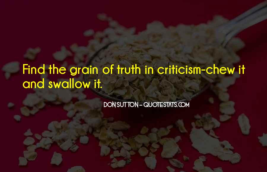 Swallow The Truth Quotes #1486998