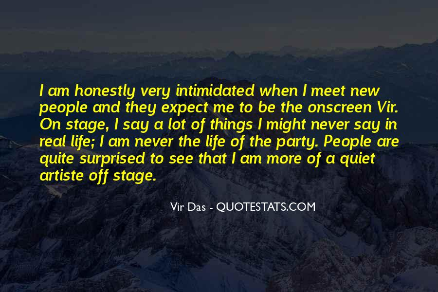 Quotes About A New Stage Of Life #643602
