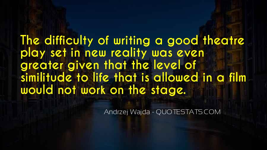 Quotes About A New Stage Of Life #655196