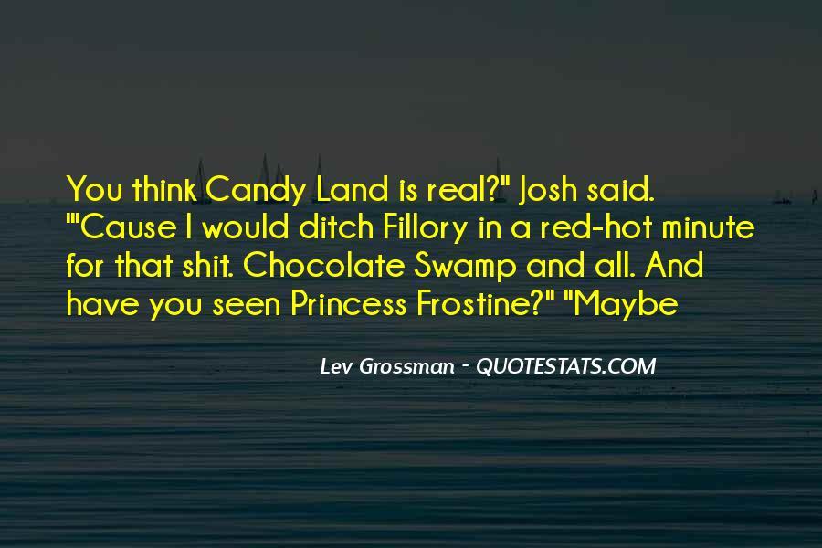 Swamp Land Quotes #1712327