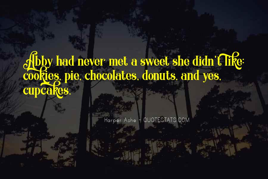Sweet Donuts Quotes #810446