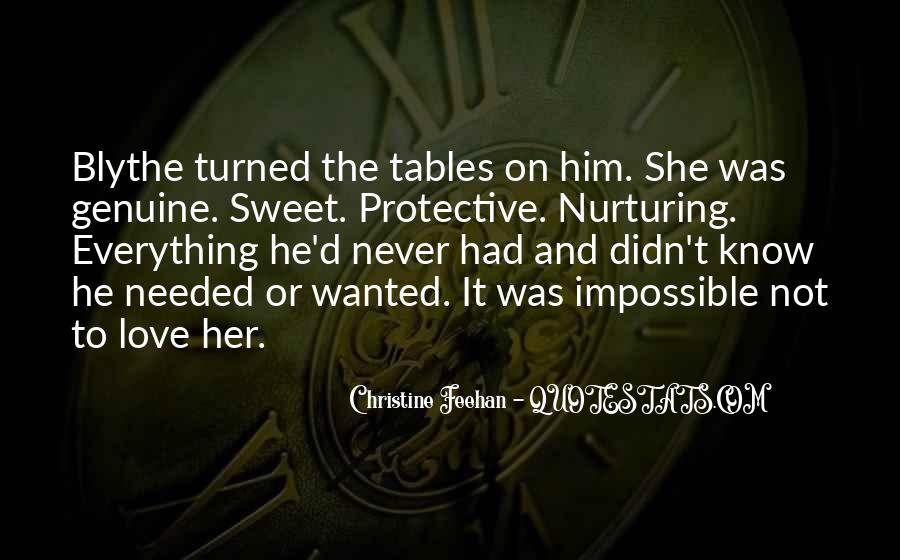 Sweet Genuine Quotes #1085923