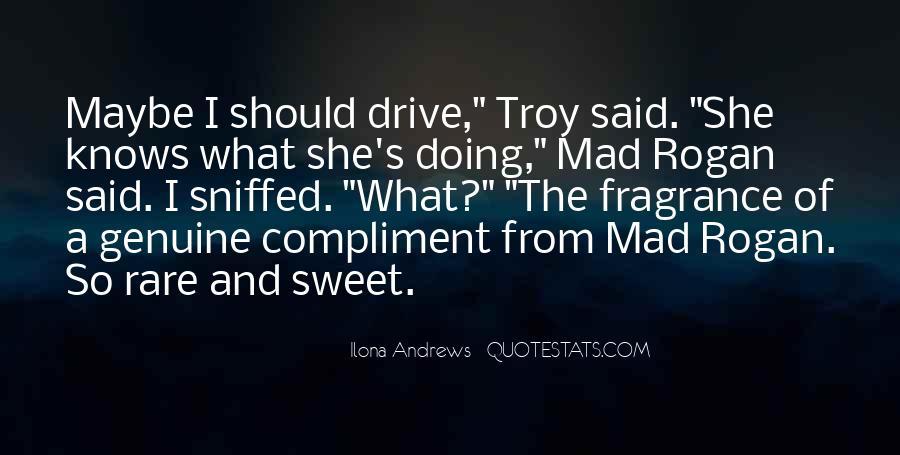 Sweet Genuine Quotes #1536075