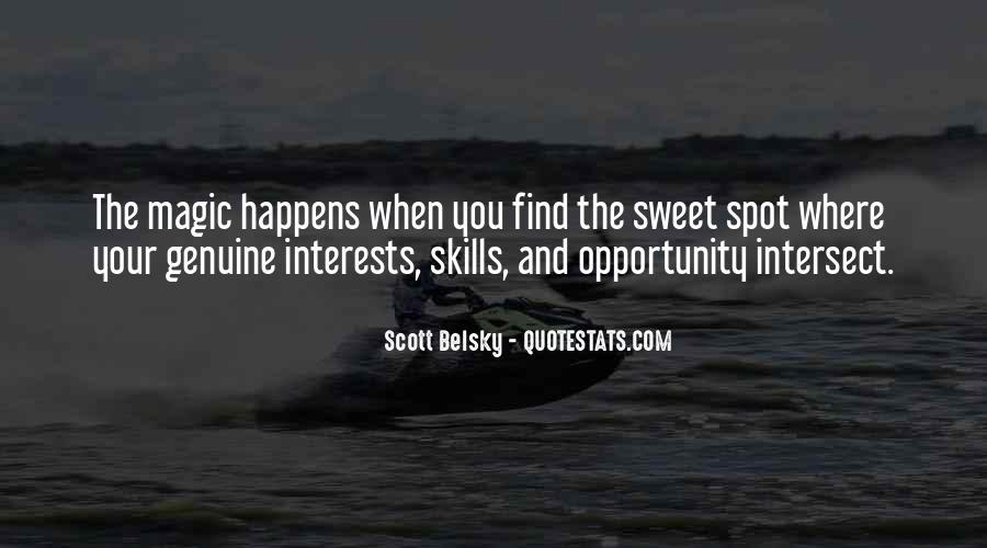 Sweet Genuine Quotes #585125