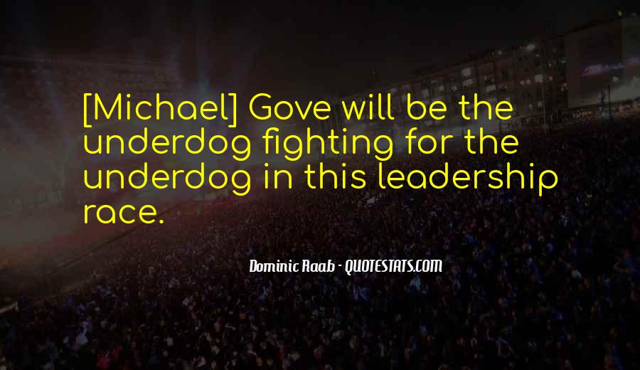 Quotes About Michael Gove #562510