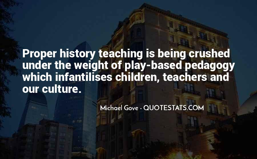 Quotes About Michael Gove #931231