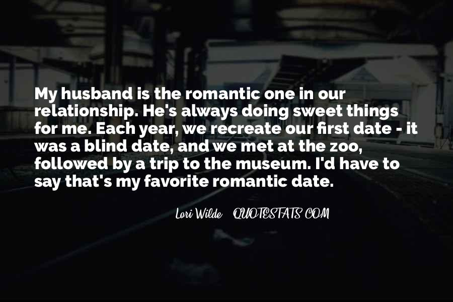 Sweet Husband Quotes #1223839