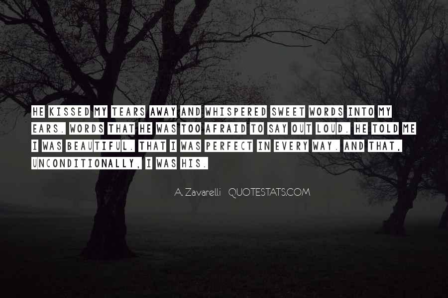 Sweet Love Words And Quotes #335335