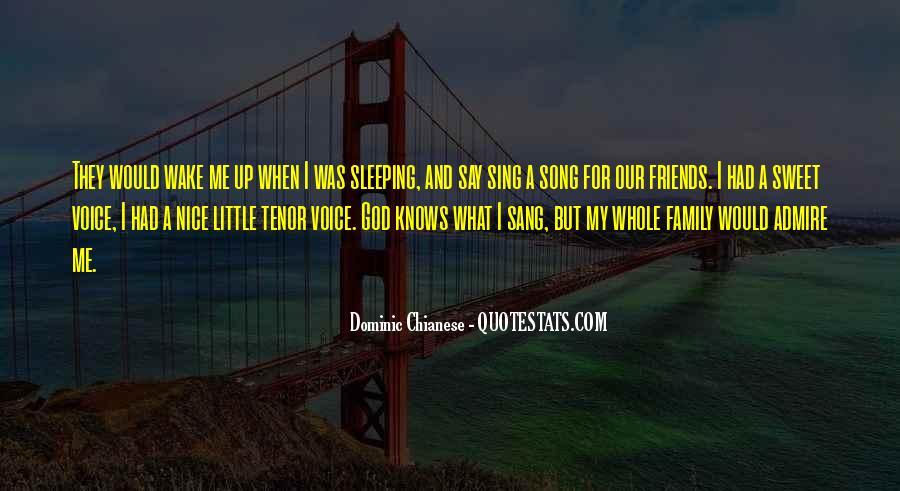 Sweet Sleeping Quotes #665520