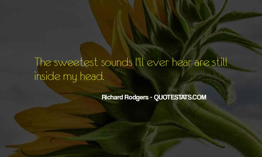 Sweetest Ever Quotes #1284802