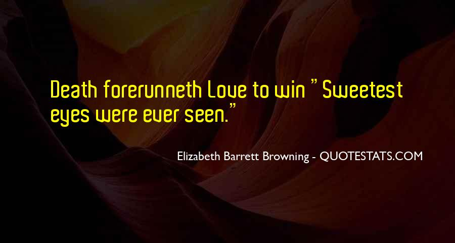 Sweetest Ever Quotes #1875300