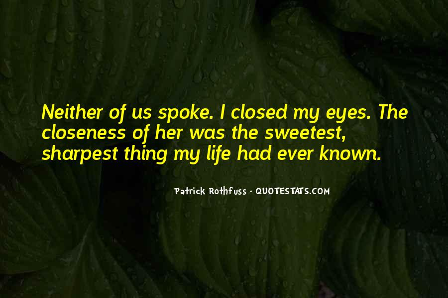 Sweetest Ever Quotes #824636