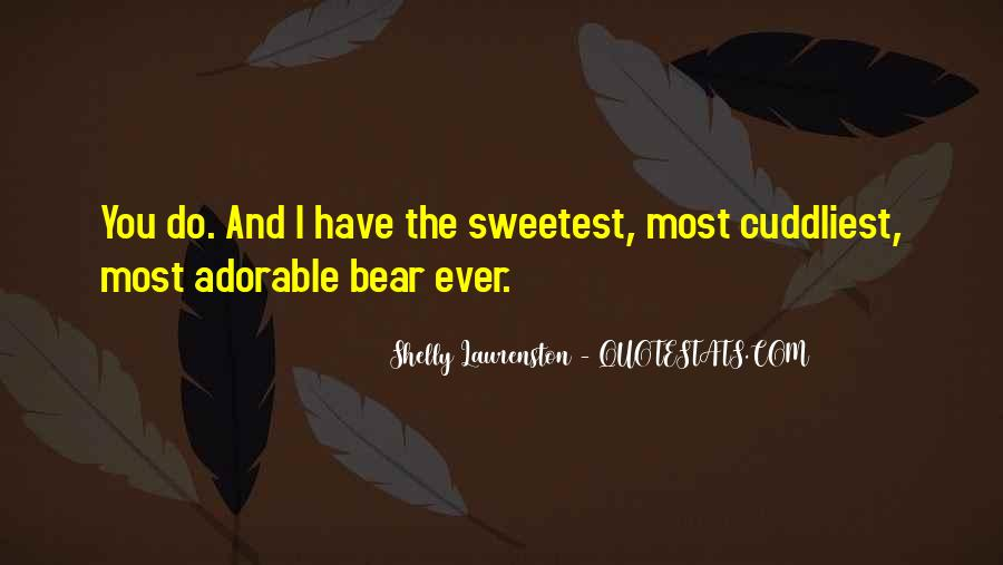 Sweetest Ever Quotes #898700