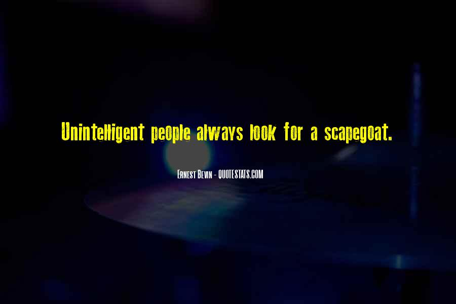 Quotes About Unintelligent People #265976