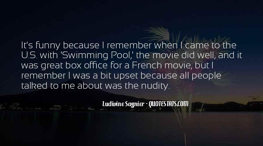 Swimming Movie Quotes #1083342