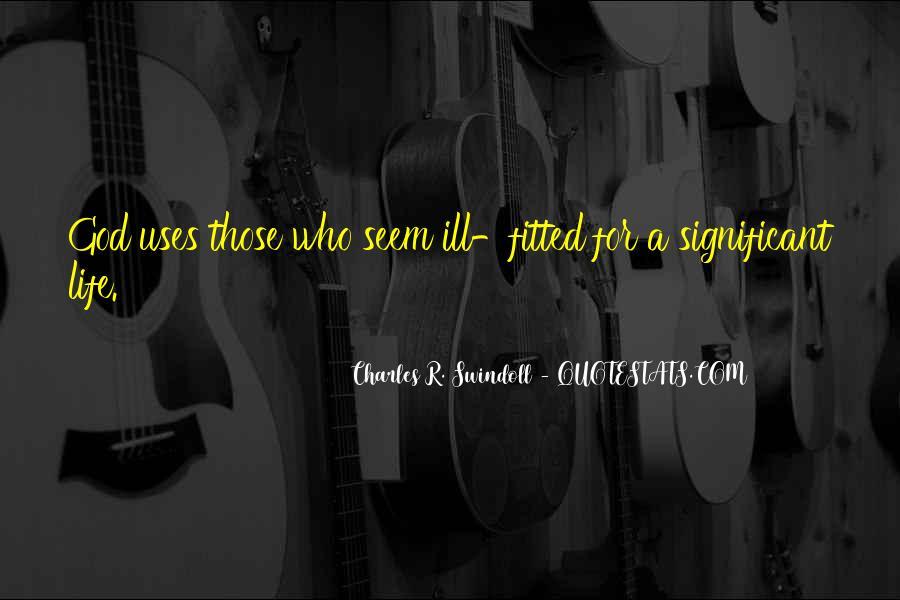 Swindoll Charles Quotes #102641