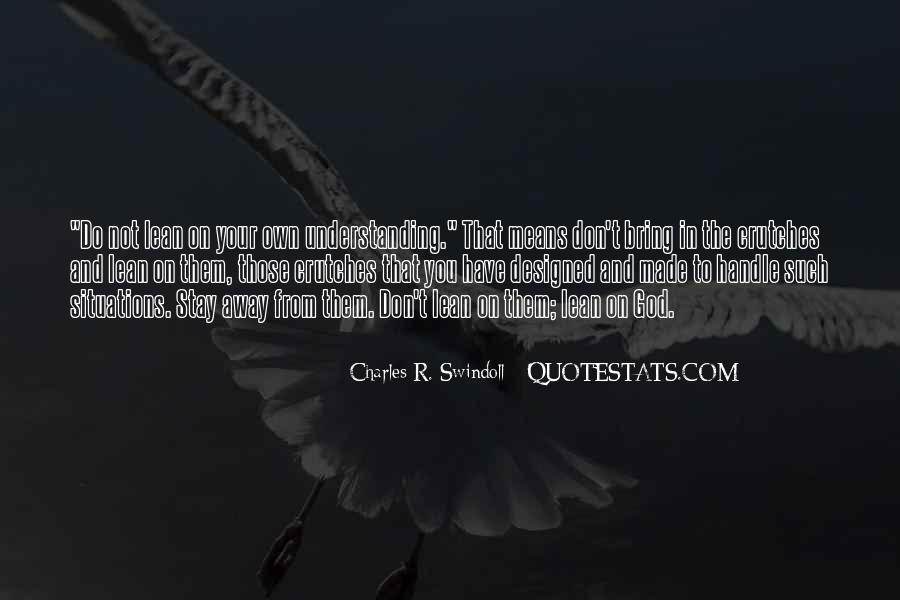 Swindoll Charles Quotes #185888