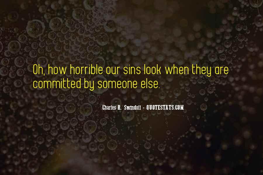 Swindoll Charles Quotes #238027