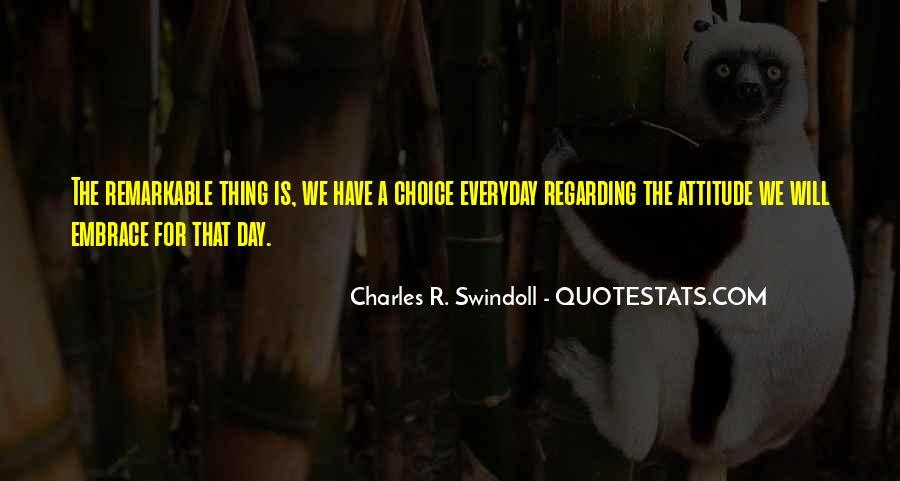Swindoll Charles Quotes #313781
