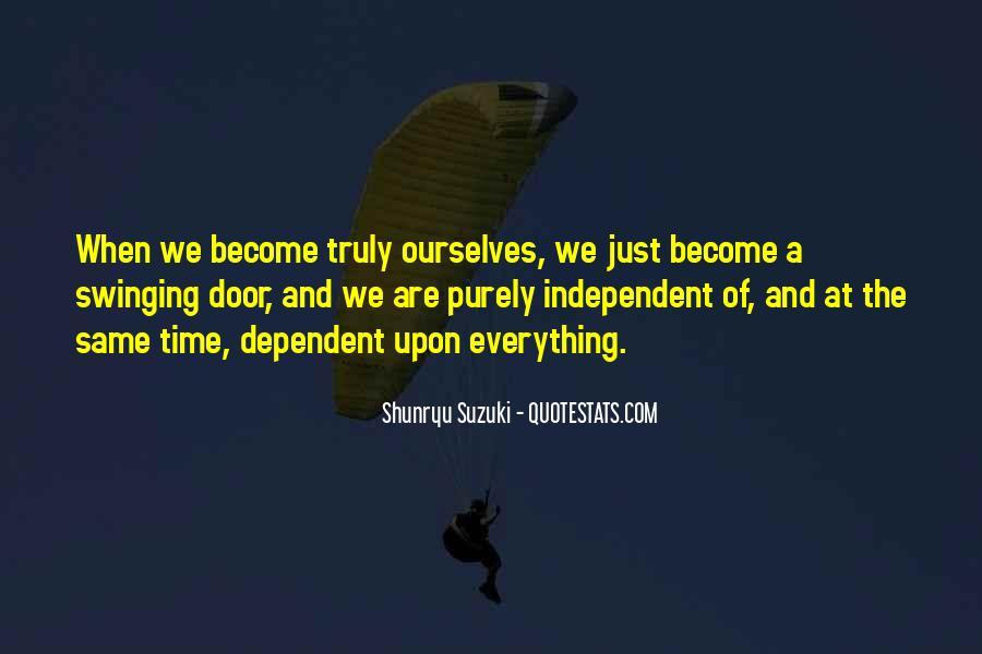 Swinging Door Quotes #1054155