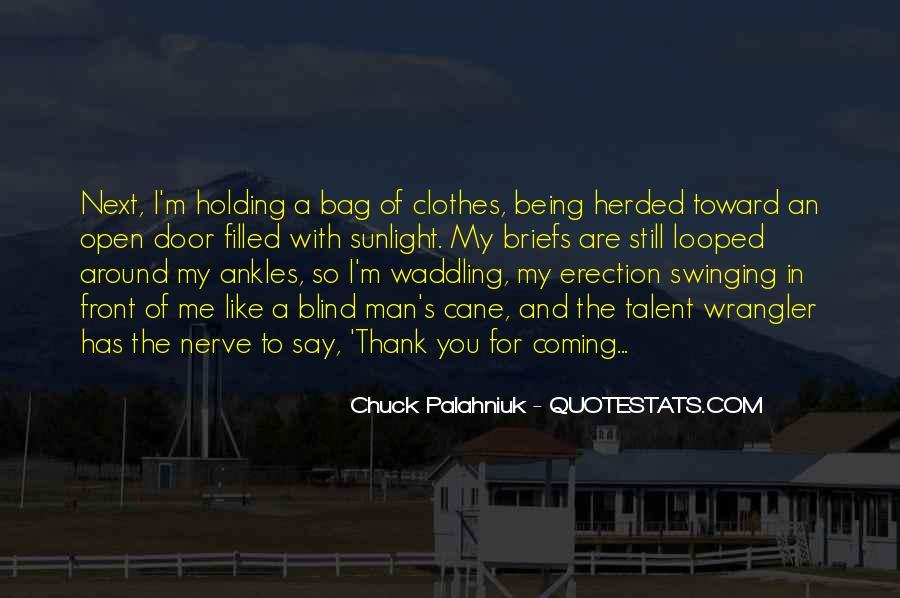 Swinging Door Quotes #1181851