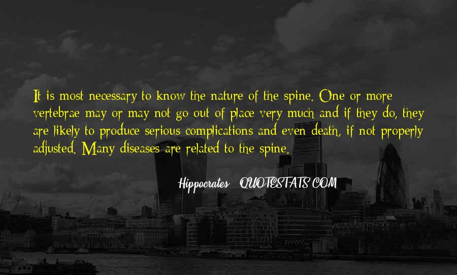 Quotes About Hippocrates #1037121
