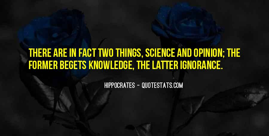 Quotes About Hippocrates #1083463