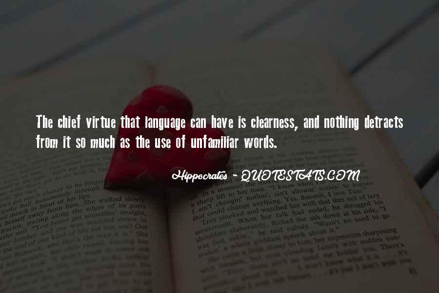 Quotes About Hippocrates #1117818