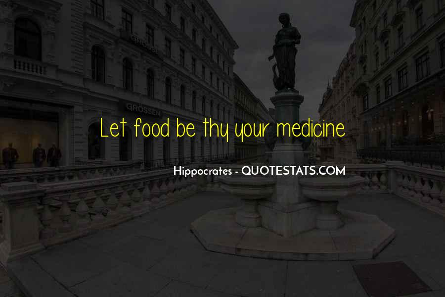 Quotes About Hippocrates #300211