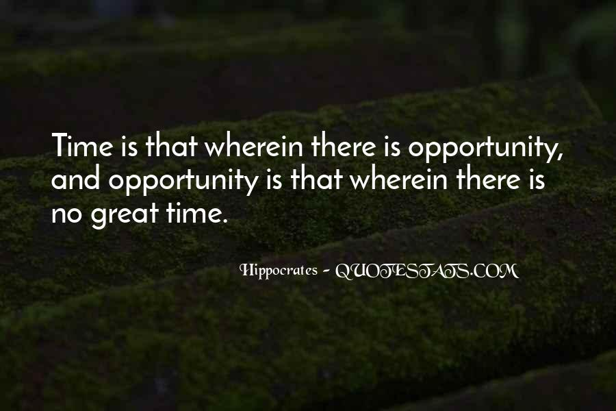 Quotes About Hippocrates #308536