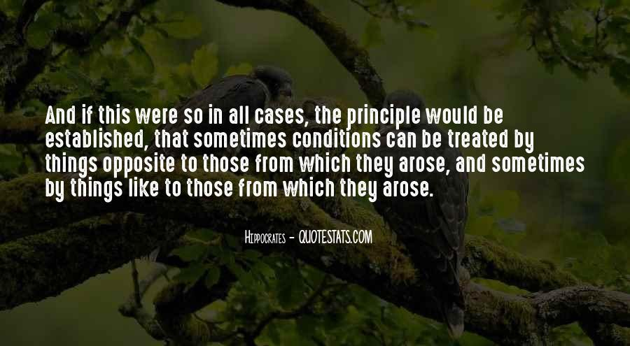 Quotes About Hippocrates #377394