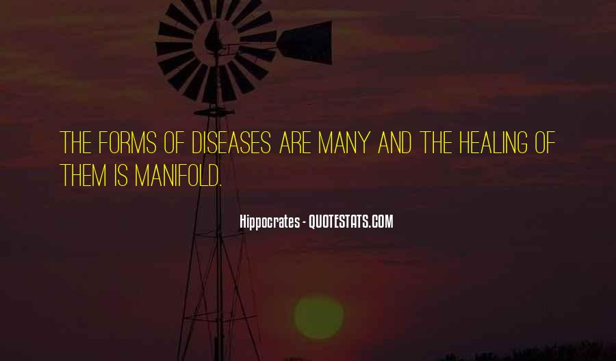 Quotes About Hippocrates #462443